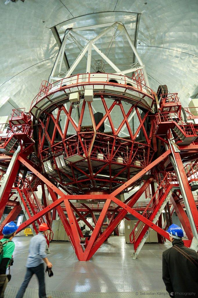 Inside Observatory